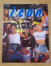 RARE MADONNA ICON FANCLUB MAGAZINE/BOOK VOLUME 4 ISSUE 2 #14 1993  GIRLIE SHOW
