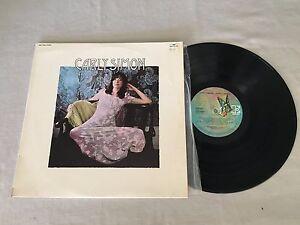 CARLY-SIMON-SELF-TITLED-1971-AUSTRALIAN-RELEASE-LP
