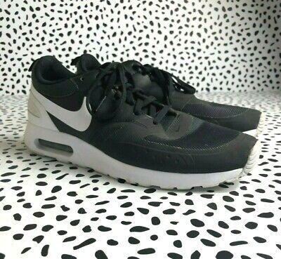 Nike Air Max OKETO Mens Black Sneakers Running Cross Training Workout Shoes NIB