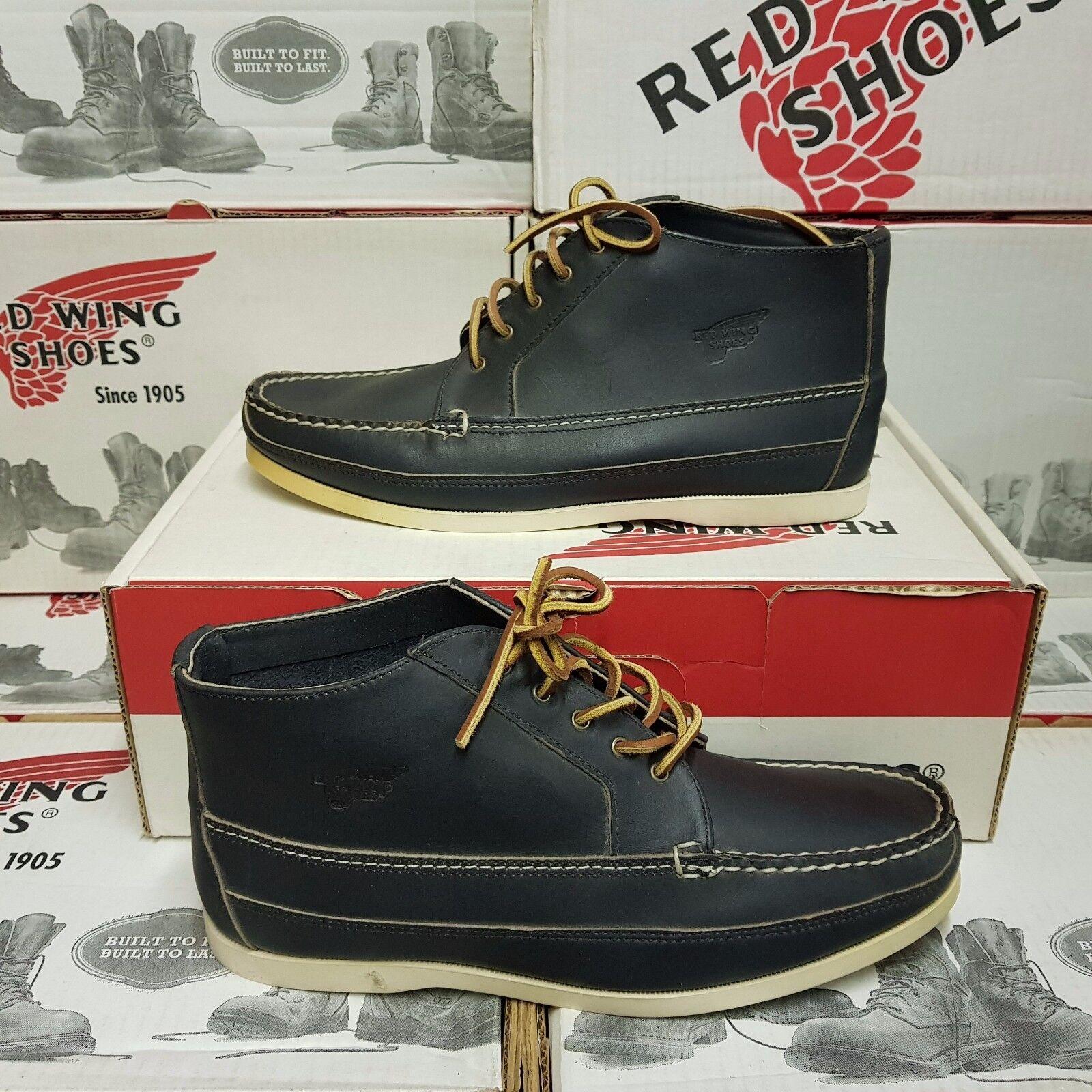 rot WING schuhe 9140 Chukka Chukka Chukka herren leather Stiefel UK 11 US 12 EUR 45,5 (pv 349 ) 1043b1