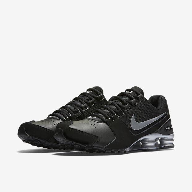 NIB Homme Authentic Nike Shox Avenue Leather Running Chaussures 833584 001 Chaussures de sport pour hommes et femmes