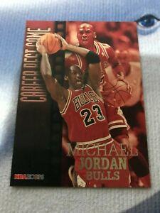 Michael Jordan 335CAREER BEST GAME 1997 SKYBOX