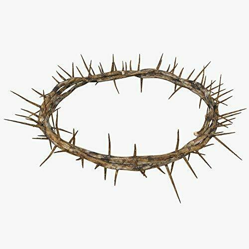 Authentic Crown of Thorns Real Life Size
