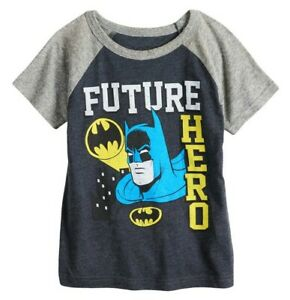 4T 3T SIZE 2T NWT SUPERMAN TODDLER BOY CLOTHES T-SHIRT