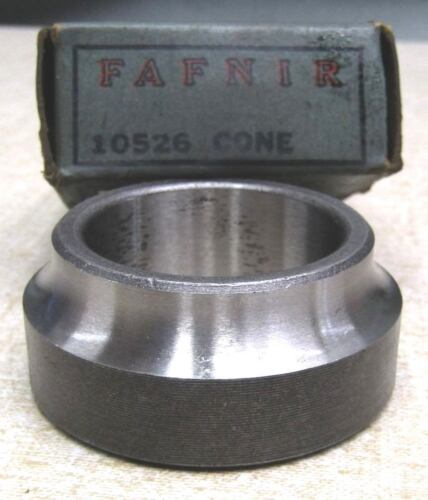 Vintage Fafnir Automotive Wheel Bearing Inner Cone 10526