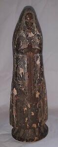Spanish-carved-wood-vintage-pre-Victorian-antique-St-Teresa-of-Avila