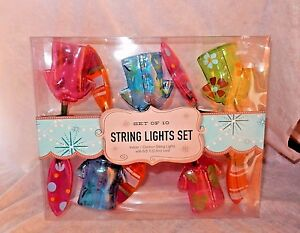 hawaiian shirts string of lights luau patio party decor tiki bar new