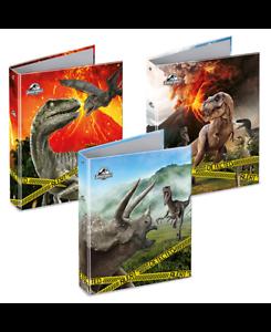 Jurassic World Cartella Anelli Maxi 26x32 D30 Archivia