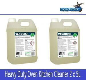 Clover 304 Vanquish Heavy Duty Four & Aliments Végétaux Cleaner 5 L-pack De 2-afficher Le Titre D'origine
