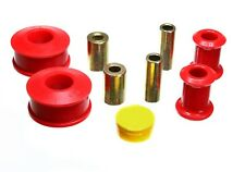 Energy Suspension 15.3117r Control Arm Bushing Set Red Front Fits VOLKSWAGEN 19