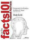Outlines and Highlights for Civil Procedure, Seventh Edition by Stephen C Yeazell, Isbn : 9780735569256 by Cram101 Textbook Reviews Staff (2014, Paperback, New Edition)