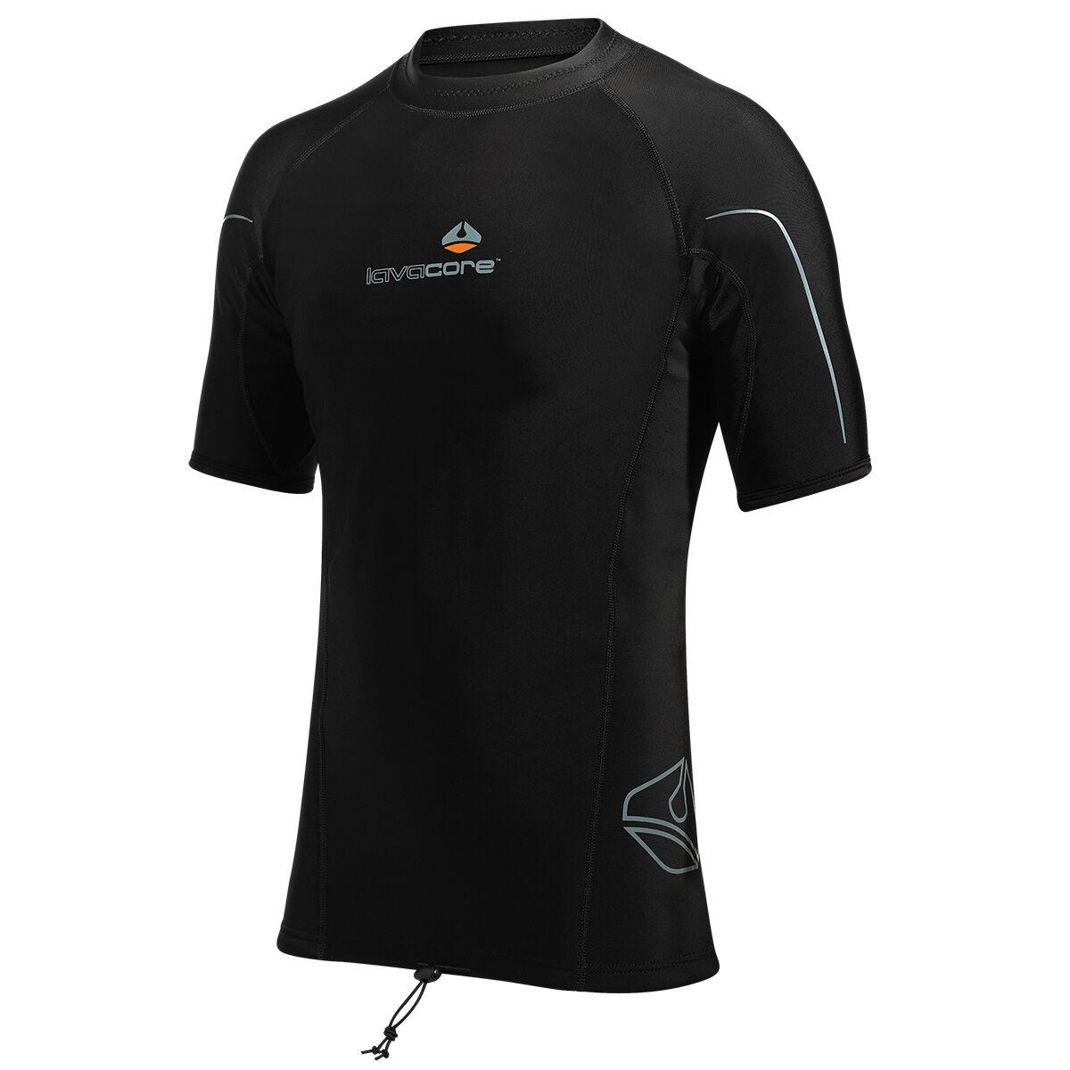 LavaCore Men's Short Sleeve Shirt Scuba Diving Surf  Wetsuit (All Sizes)  the best online store offer