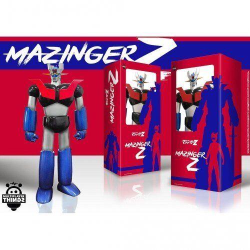 Mazinga Z - Mazinger Z Weathering color Version JUMBO Figure 55 cm. MULTIPLAYER