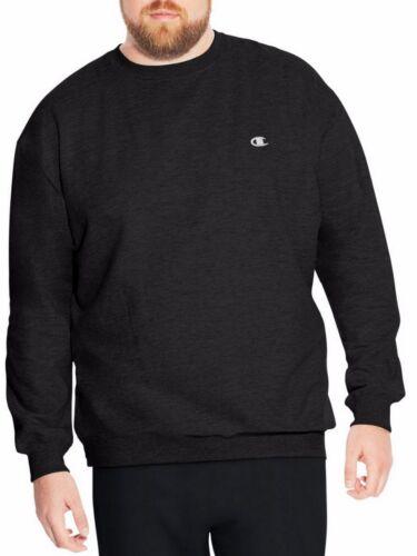 Up To 6X CH104 Champion Big /& Tall Men/'s Fleece Sweatshirt