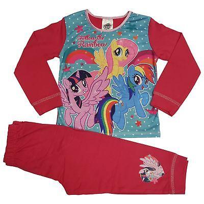 Solo Personaggio New Girls Bambino My Little Pony Pigiama 18 Mesi 2 3 4 5 Anni-mostra Il Titolo Originale