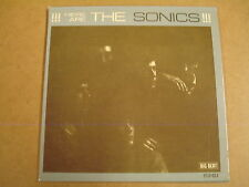 CD / HERE ARE THE SONICS