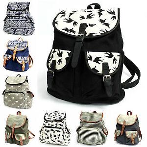 6e0bf5059be9 Image is loading Mens-Unisex-Casual-Backpack-Fashionable-Unisex-Luggage- Travel-