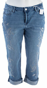 LANE-BRYANT-Girlfriend-Crop-Jean-Floral-Embroidery