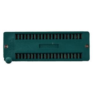 Multi-Funktionsm Universal 40P 40 Pin ZIF DIP IC PIN Test Tester Bordsteckd G0F8