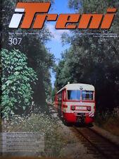 I Treni 307 - Storia e tecnica delle ALn 772 - Ferrovie Pontremolese  [TR.29]