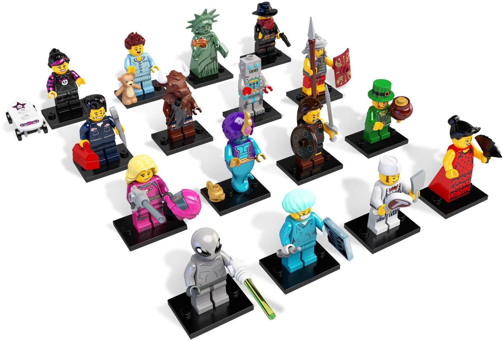 Lego Minifigures - SET 8827 - SERIE 6