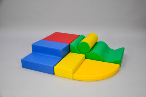 Soft Play Set of 6 ShapesQuality Soft Play Equipment Soft Play ShapesUK