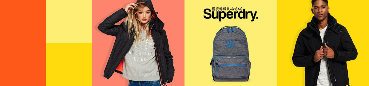 Shop event Save up to 50% on Superdry School Essentials Shop from the official Superdry eBay store.