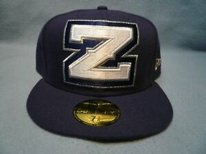 68651c2715ec7 New Era 59fifty New Orleans Zephyrs Grand Logo BRAND NEW Fitted cap ...