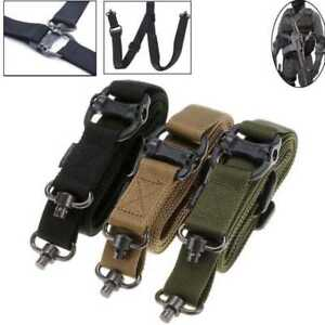 Adjust-Retro-Tactical-Quick-Detach-QD-1-or-2Point-Multi-Mission-1-2-034-Rifle-Sling