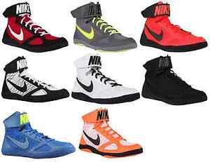 Nike Takedown 4 Men's and Women's Wrestling Shoes men& ...