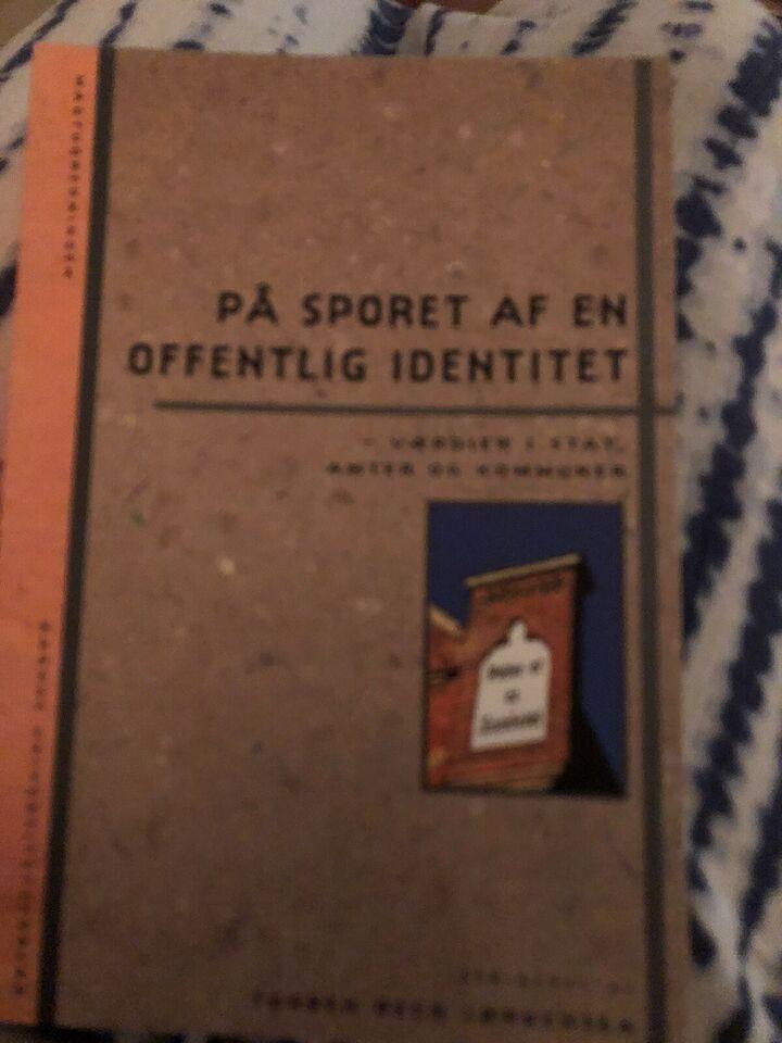 På sporet af en offentlig identitet, Torben Beck