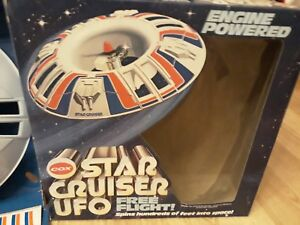 Cox Star Cruiser Ufo ( Drone )    Neuf Vintage 1978  très Très Rare