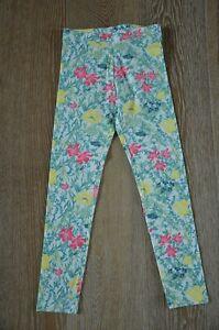 Crewcuts-JCrew-Girls-Floral-Leggings-Size-8-NWOT