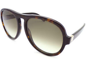 1eb9df93d0 Details about CHLOE - MARLOW Sunglasses Dark Brown Tortoise/ Gradient Brown  Lens CE716S 219