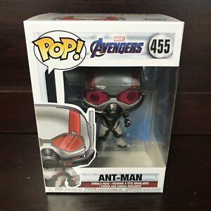 Details About Funko Pop Marvel Avengers Endgame Ant Man 455 Vinyl Figure Mint In Stock