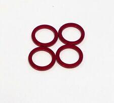 Genuine Sram//Truvativ Spare Part 5 pcs ChainRing Nut 2mm Spacer Kit
