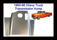1960-1966 Chevy Gmc Pickup Truck High Hump Tunnel Transmission Cover Automatic