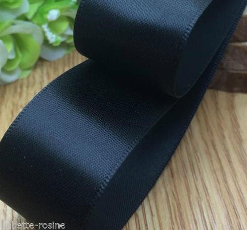vendu par 1,50 mètre RUBAN SATIN LUXE ** 16 mm ** Mariage Couture