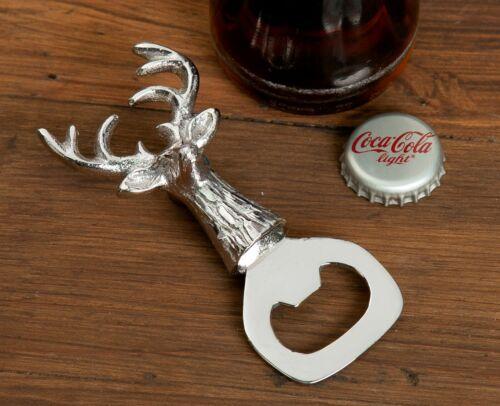 ALU ouvre-bouteille Cerf ouvre-décoration accessoires bar 23537 bois de cerf