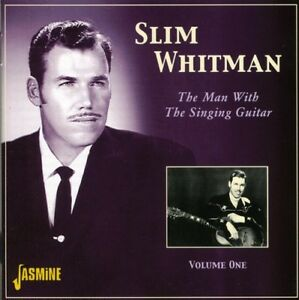 Slim-Whitman-Vol-1-Man-with-the-Singing-Guitar-New-CD