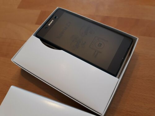 Sony Xperia z5 32gb-verde//bloqueo SIM-y tratado libre//completo foliert
