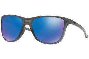 96efbb578de oo9362-06 55 Oakley Sunglasses Reverie Women Grey Smoke Sapphire ...