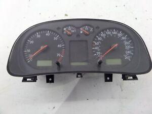 VW-Jetta-VR6-KMS-KPH-Instrument-Cluster-Speedo-Gauges-MK4-1J0920800K-GolfGTI-A-T