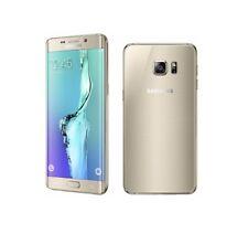 Samsung Galaxy S6 Edge + in Gold Handy Dummy Attrappe - Requisit, Deko, Werbung