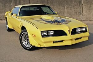 6 36 Poster Formula Yellow X About Inch Details Trans Side 1977 6 Pontiac Am Engine 24 Fro