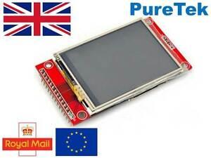 2-4-034-240x320-SPI-TFT-LCD-Touch-Panel-ILI9341-5V-3-3V-for-Arduino-RPi-ESP8266-etc