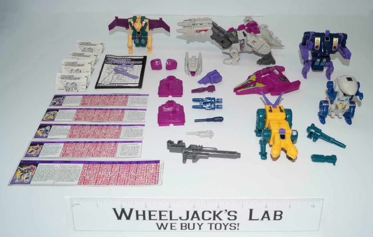 ABOMINUS  Comme neuf 100% COMPLET 1987 Hasbro G1 Figurine Transformers  loisir