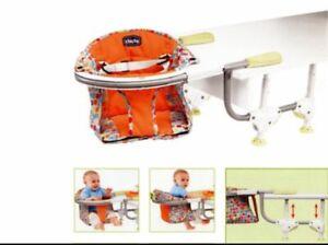 Seggiolino sedia da tavolo - Chicco   eBay