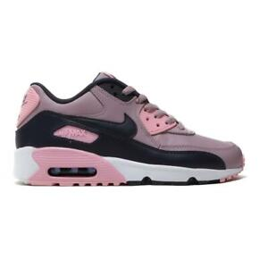 Détails sur Juniors NIKE Air Max 90 LTR GS Rose Baskets 833376 602 afficher le titre d'origine