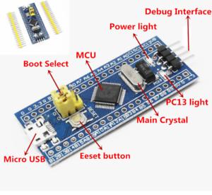 STM32F103C8T6-Minimum-System-Developmen-Board-Module-Core-Learning-For-Arduino
